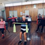 exercise classes for over 60s