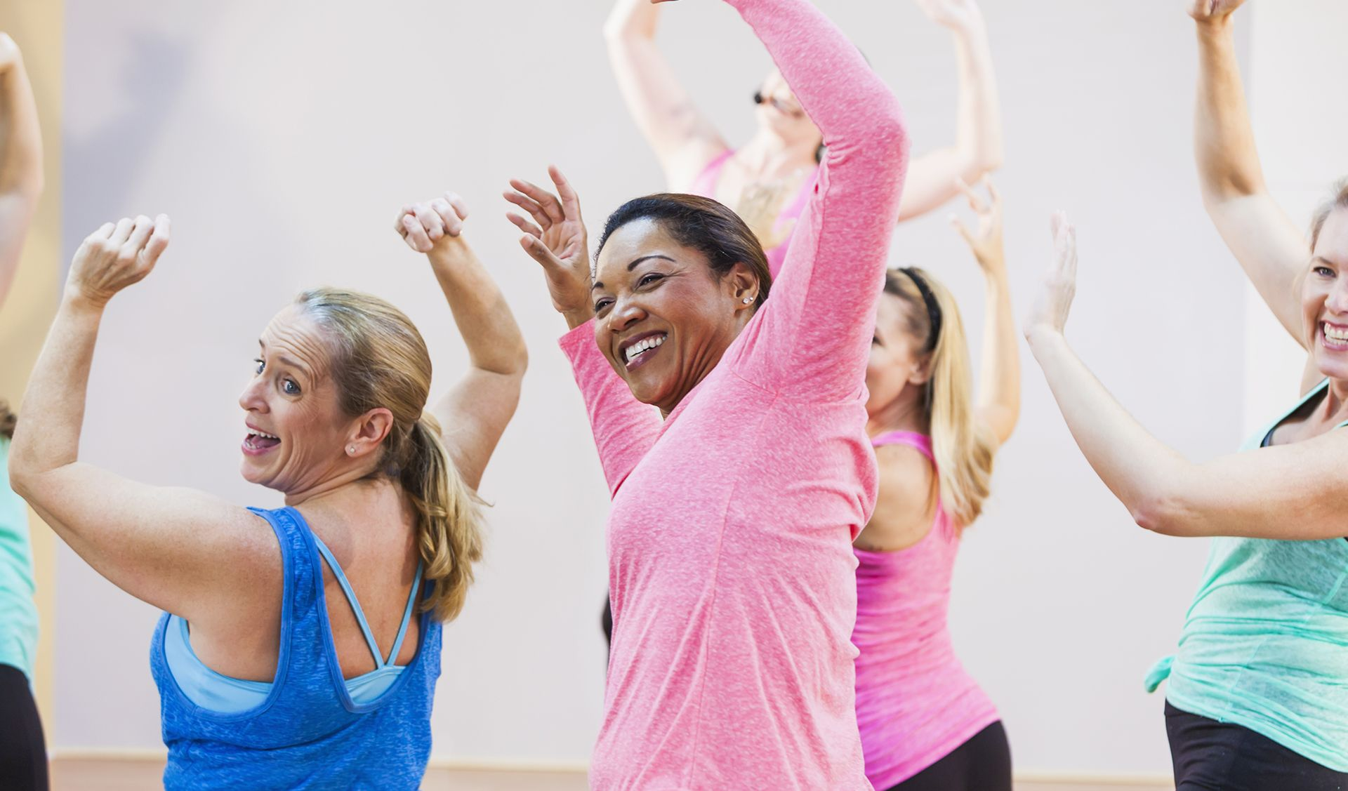 group exercise classes near me